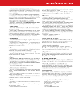 Revista Clínica de Ortodontia Dental Press