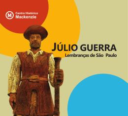 JÚLIO GUERRA Lembranças de São Paulo