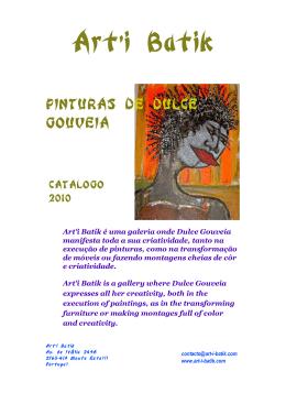 Pinturas de Dulce Gouveia