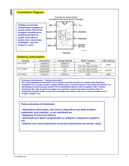 Como ler datasheet 2