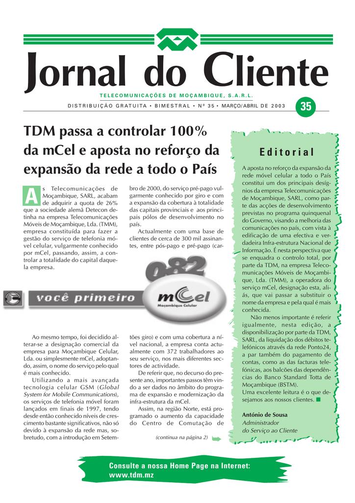 Jornal do Cliente