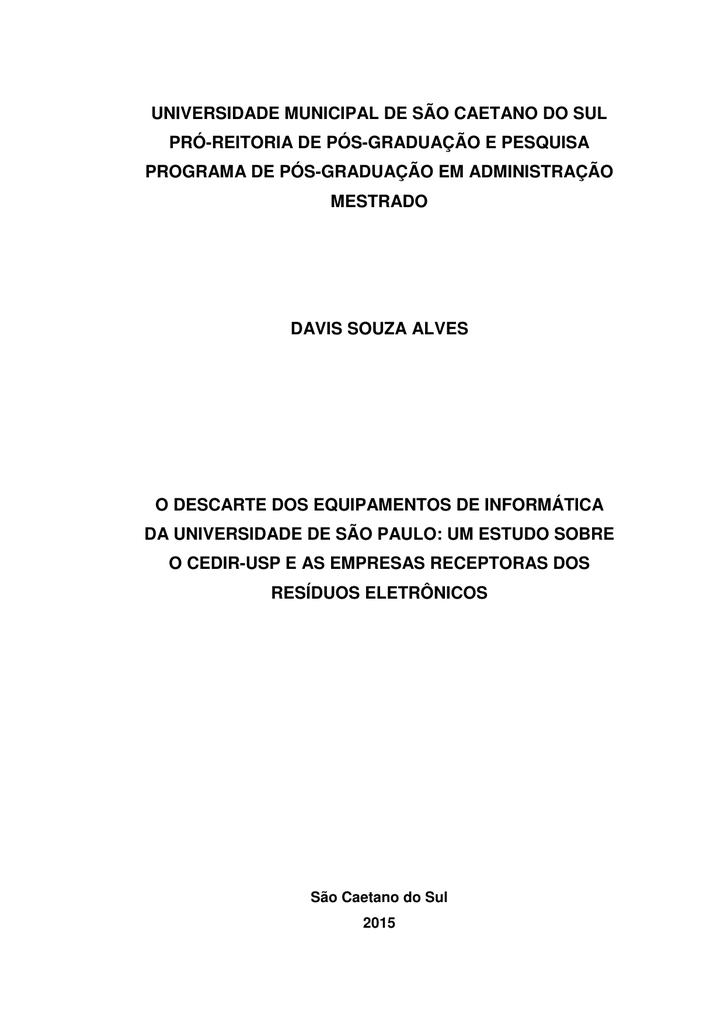 a7715e233c50 Dissertação