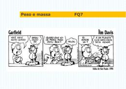 Peso e massa FQ7