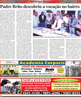 30 - Ipiranga News