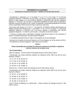 RCGA n.º 105/2013, de 06NOV