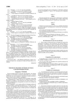 Despacho nº 5741/2015