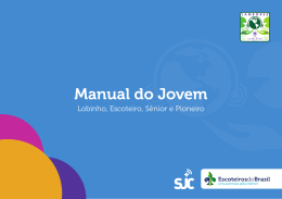 Manual do Jovem - Scout Joti Challenge