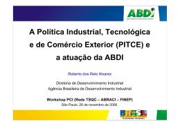 Agencia Brasileira de Desenvolvimento Industrial