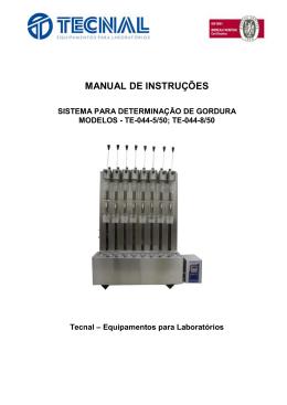 TE-044 - manual