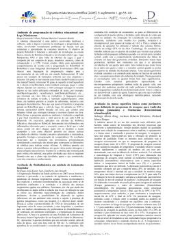 Dynamis revista tecno-científica (2009), 5