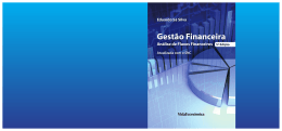 A evolução da função financeira