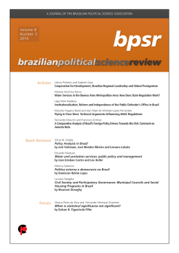 brazilianpoliticalsciencereview