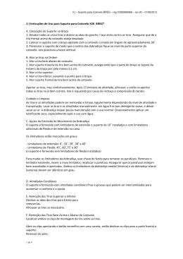 IU - Suporte para Cotovelo BREG - reg0066