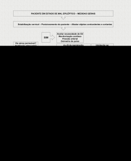SIM NÃO SIM NÃO - Serviço de Neurologia do HU/UFSC