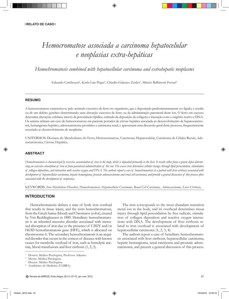 adenocarcinoma prostatico 2 4 1