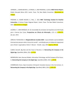Bibliografia para a Prova Escrita