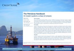 The Petrobras Handbook