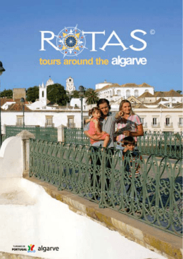 Tours around the Algarve
