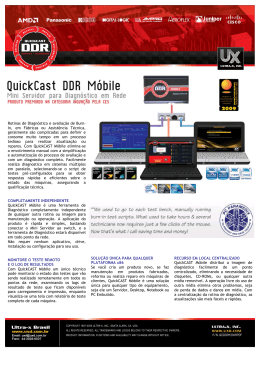 QuickCAST DDR Mobile