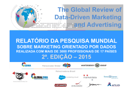 The Global Review of Data-Driven Marketing and