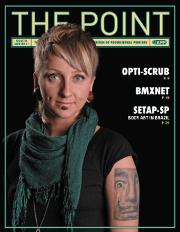 Issue 54 - Association of Professional Piercers