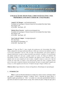 Cobenge14 ética.pages