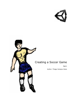 Creating a Soccer Game
