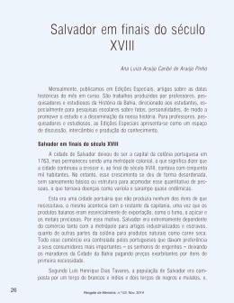 RM_n03 - Salvador em finais do século XVIII