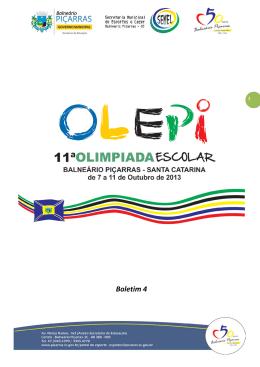 BOLETIM 4 - RESULTADOS DE QUARTA FEIRA pdf