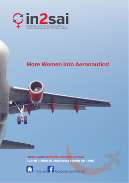 More Women into Aeronautics!