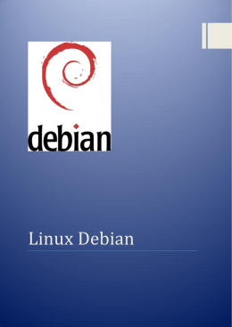 Linux Debian - data center