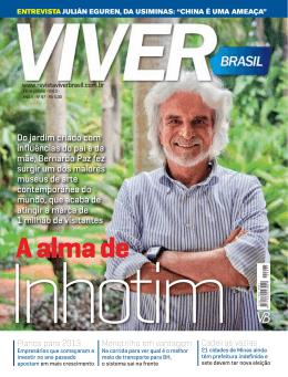 2013 - Revista Viver Brasil