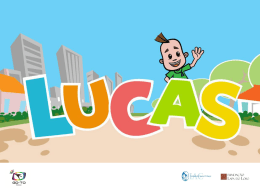 Histórias do Lucas