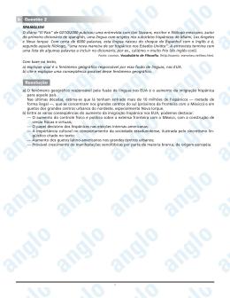 """Page 1 1 SPANGLISH O diário """"El País"""" de 02/10/2000 publicou"""