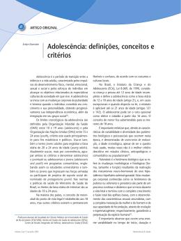PDF Português - Revista Adolescência e Saúde