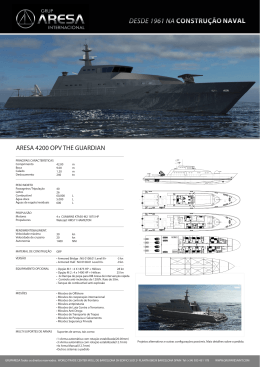 ARESA 4200 OPV THE GUARDIAN