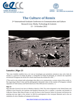 The Culture of Remix