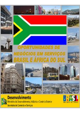 África do sul - Ministério do Desenvolvimento, Indústria e Comércio