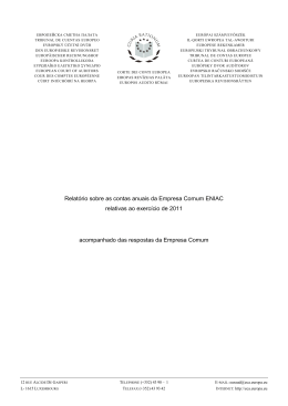 documento 272 KB - European Court of Auditors