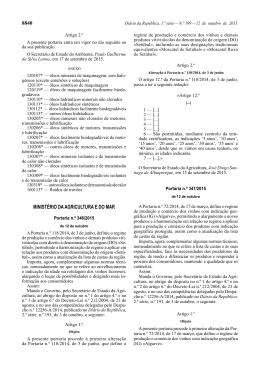 portaria 346/2015