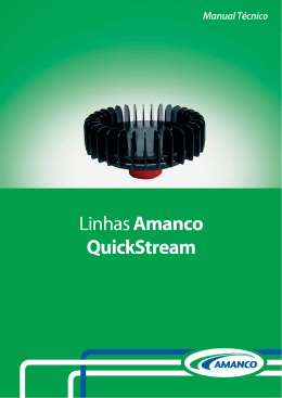 Amanco QuickStream