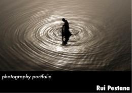 Portfolio PDF - Rui Pestana