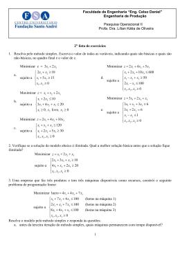2a. lista_MétodoSimplex_2fases