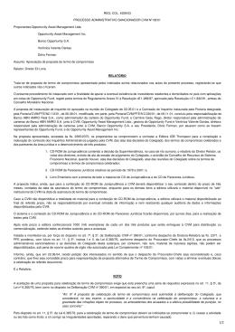 REG. COL. 4259/03 PROCESSO ADMINISTRATIVO