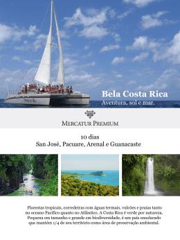 Bela Costa Rica - Mercatur Premium