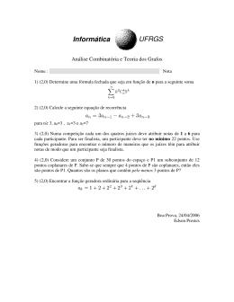 Informática UFRGS