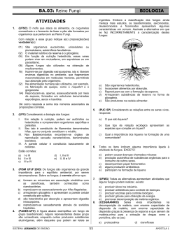 BA.03 Reino Fungi