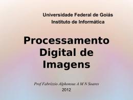 x, y - Instituto de Informática