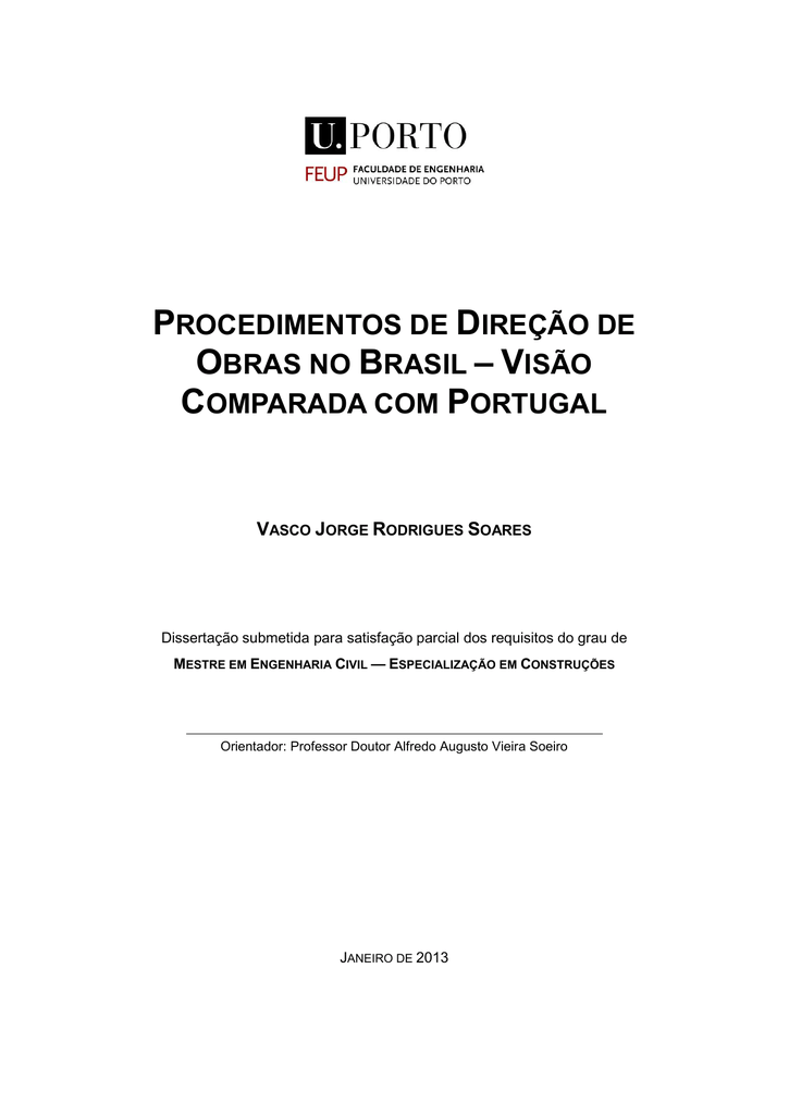 6b15fcb45ce20 procedimentos de direção de obras no brasil