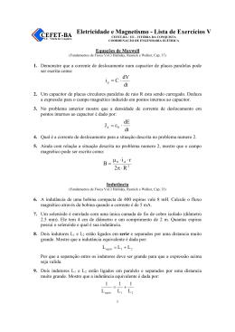Lista V - physika